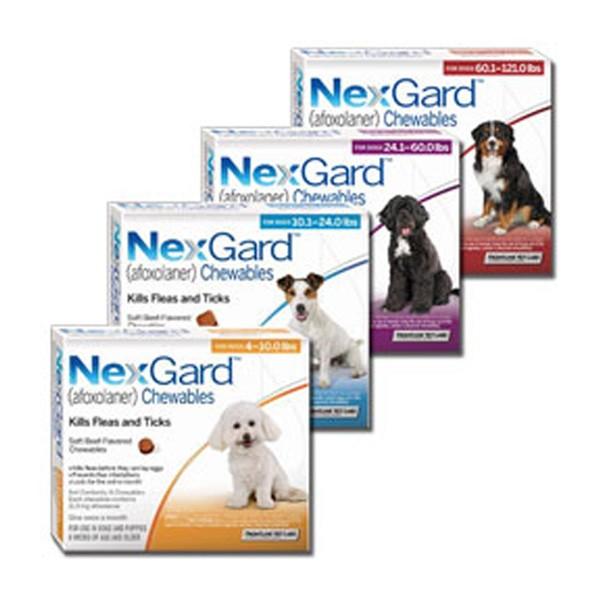 Nexgard XL 3 tabl