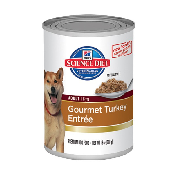 K9 Ad Can Turkey 13oz [Case 12]