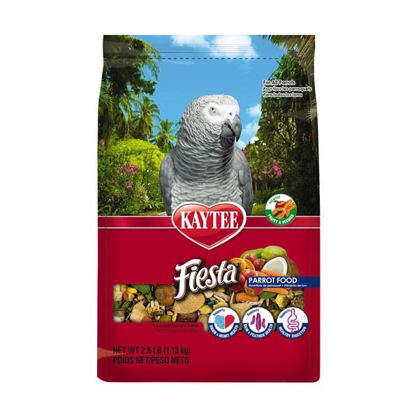 Kaytee Fiesta Parrot 2.5 lbs
