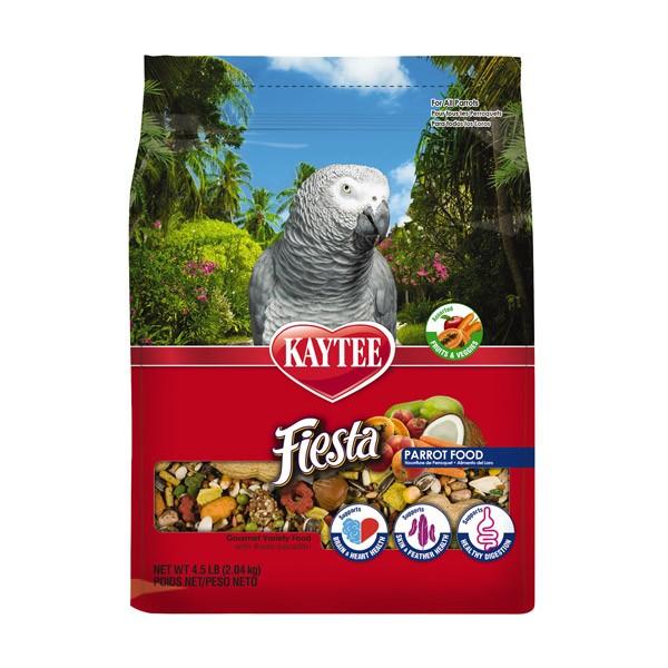Kaytee Fiesta Parrot 4.5 lbs
