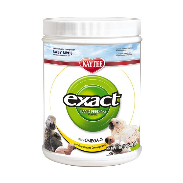 Kaytee Exact Hand Feeding for Baby Birds 18oz