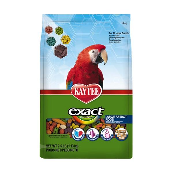 Kaytee Exact Rainbow Large Parrot 2.5 lbs