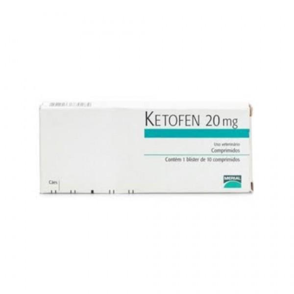 Ketofen 20 mg 10 tab