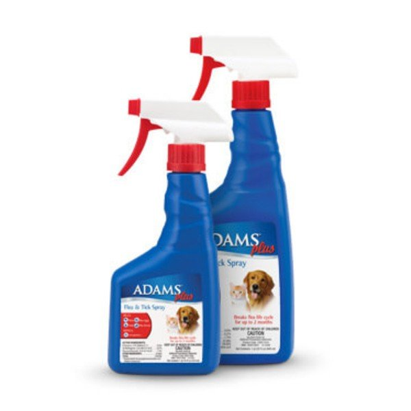 Adams™ Plus Flea & Tick Spray