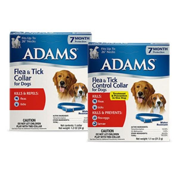 Adams™ Flea & Tick Control Collar for Dogs
