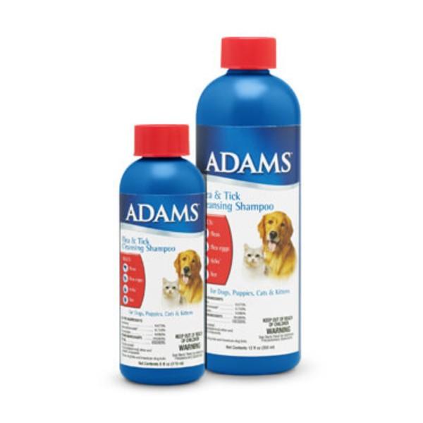 Adams™ Flea & Tick Cleansing Shampoo